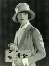 1920s Celebrity Louise Brooks
