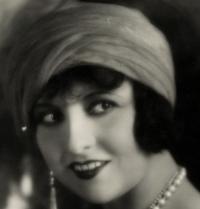 1920s Makeup - Lucy Doraine