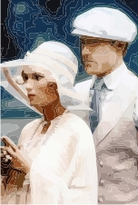 1920s Style - 1974 Great Gatsby