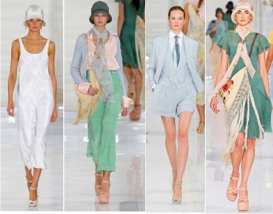 1920s Style | Ralph Lauren Great Gatsby Collection