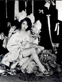 1920s Broadway Star Clara Bow