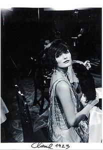 Coco Chanel - 1923