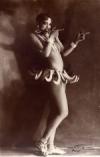 Josephine Baker's Famous Banana Costume