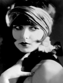Louise Brooks Flapper Fashion Icon