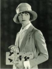 louise brooks - 1920s fashion