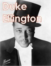 Famous People in the 1920s - Duke Ellington