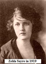 Zelda Sayre - 1919