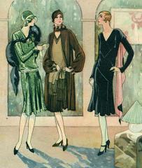 Flappers and Fashion - Rambova dot com