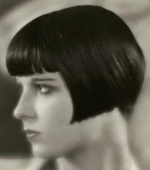 Louise brooks dutchboy hairstyle
