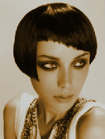 1920s Hairstyle Shingled