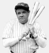 1920s sports - babe ruth
