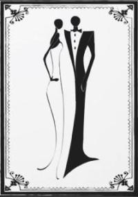 1920s Wedding: Plan A Vintage Wedding