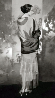 Photo: Edward Streichen 1920s Vogue