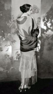 Photo: Edward Streichen 1920s Vogue