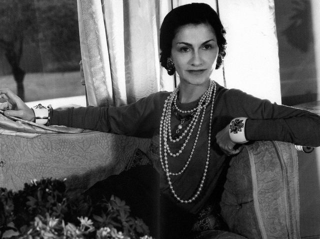 Coco Chanel was a pioneer of 1920s flapper style