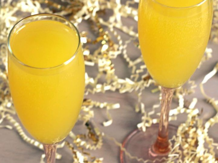 the mimosa has it's origins set in the early 1920s