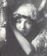New York Broadway Shows - Evelyn Nesbit