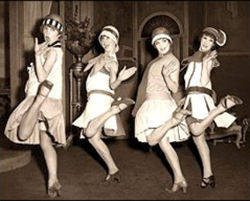 Flapper Fashion: Doing the Charleston