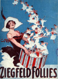 New York Broadway Shows - Ziegfeld Follies