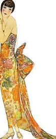 Dress Designed By Paul Poiret