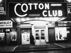 The cotton club lights