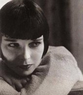 Louise brooks was a defining celebrity of the 1920's, her hairstyle that she made famous was known as the dutch boy
