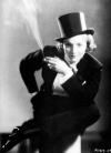Marlene Dietrich Dressed in A Tuxedo.