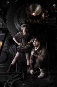 1920s vintage steampunk
