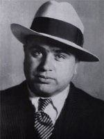 An Al Capone Costume? He would not be pleased R