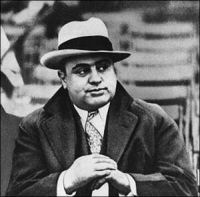 capone era 1920s gangster history