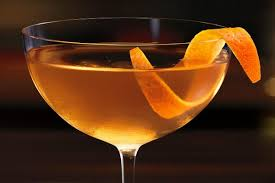 the el presidente is a drink that originated in 1920's era cuba and then made it's way back to the states