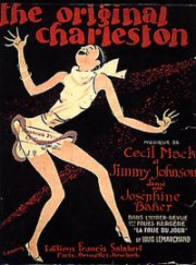 Josephine Baker the Original Charleston