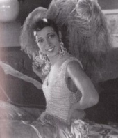 Josephine Baker Shingled Hair
