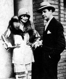 Classic 1920s suit